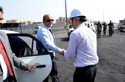 Chairman PQA visited Multi Purpose Terminal - 0