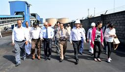 Chairman PQA visited Multi Purpose Terminal - 15