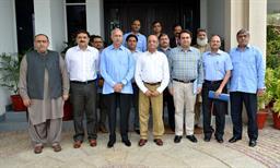 Chief Executive Officer Pakistan Railways visited PQA - 2
