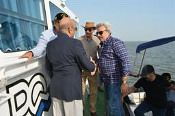 Federal Minister (Maritime Affairs) visited PQA on - 2