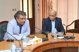 Federal Minister (Maritime Affairs) visited PQA on - 4