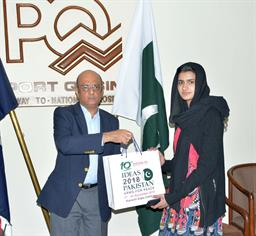 Institute of Business Management - (IoBM) visited PQA on 1st February, 2019 - 11