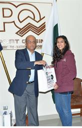 Institute of Business Management - (IoBM) visited PQA on 1st February, 2019 - 12