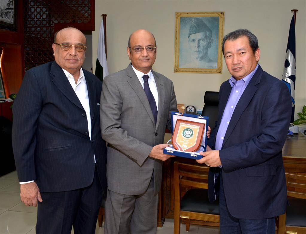 MALAYSIAN Delegation visited PQA - 1