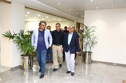 Minister Ali Zaidi Visited PQA - 43