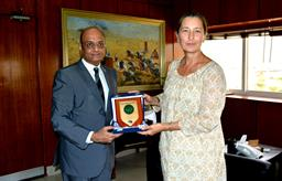 Nether-Land Council General visited PQA on 11th May, 2018 - 6