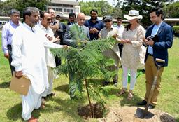 Nether-Land Council General visited PQA on 11th May, 2018 - 5