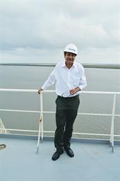 Secretary Maritime Affairs Visited PQA - 15