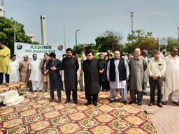 6TH SEPTEMBER, DEFENCE DAY - KASHMIR SOLIDARITY DAY - 12
