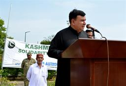 6TH SEPTEMBER, DEFENCE DAY - KASHMIR SOLIDARITY DAY - 21