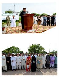 6TH SEPTEMBER, DEFENCE DAY - KASHMIR SOLIDARITY DAY - 23