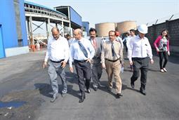 Chairman PQA visited Multi Purpose Terminal - 8