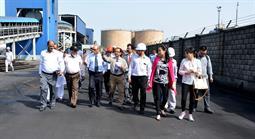 Chairman PQA visited Multi Purpose Terminal - 14
