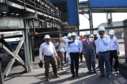 Chairman PQA visited Multi Purpose Terminal - 19
