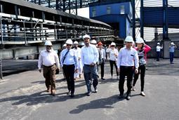Chairman PQA visited Multi Purpose Terminal - 23