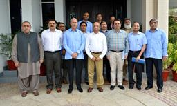 Chief Executive Officer Pakistan Railways visited PQA - 2
