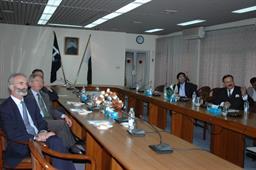 Commissioning Ceremony of FWQ Liquid Cargo Terminal - 3