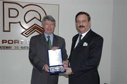 Commissioning Ceremony of FWQ Liquid Cargo Terminal - 8