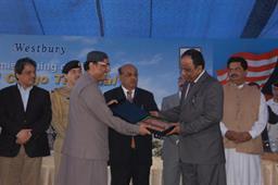 Commissioning Ceremony of FWQ Liquid Cargo Terminal - 14
