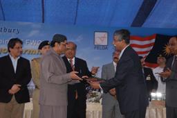 Commissioning Ceremony of FWQ Liquid Cargo Terminal - 16