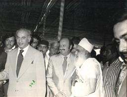 Foundation laying of Port Muhammad Bin Qasim on 5th August, 1976 - 6