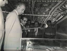 Foundation laying of Port Muhammad Bin Qasim on 5th August, 1976 - 7
