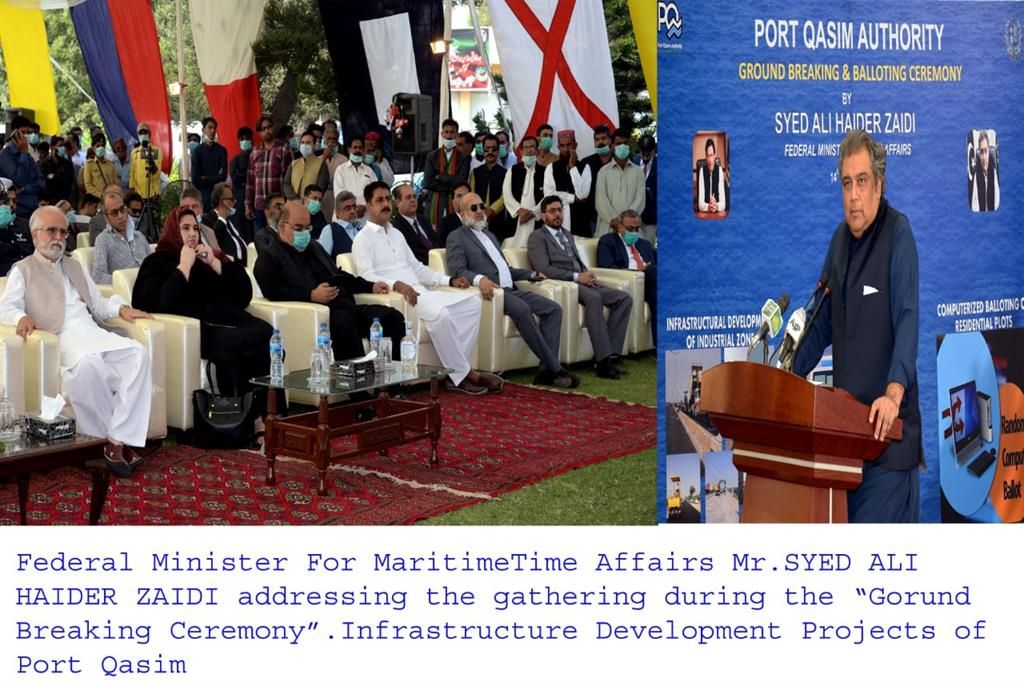 Ground Breaking Ceremony of Infrastructure Development projects - 68