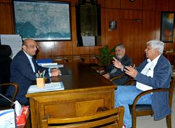 Institute of Business Management - (IoBM) visited PQA on 1st February, 2019 - 1