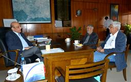 Institute of Business Management - (IoBM) visited PQA on 1st February, 2019 - 2