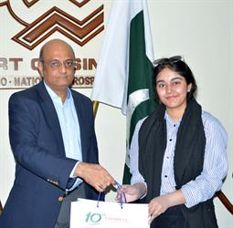 Institute of Business Management - (IoBM) visited PQA on 1st February, 2019 - 3