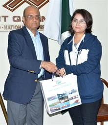 Institute of Business Management - (IoBM) visited PQA on 1st February, 2019 - 4