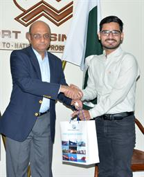 Institute of Business Management - (IoBM) visited PQA on 1st February, 2019 - 5