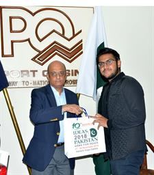 Institute of Business Management - (IoBM) visited PQA on 1st February, 2019 - 7
