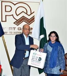 Institute of Business Management - (IoBM) visited PQA on 1st February, 2019 - 8