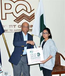 Institute of Business Management - (IoBM) visited PQA on 1st February, 2019 - 9