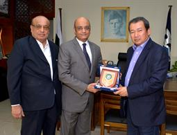 MALAYSIAN Delegation visited PQA - 1
