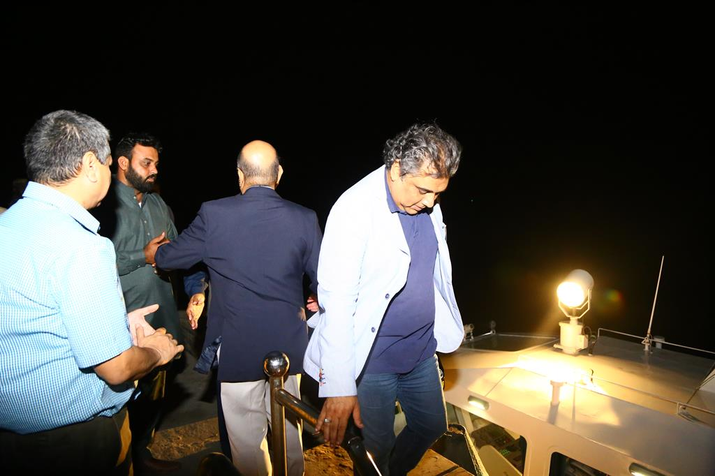 Minister Ali Zaidi Visited PQA - 44