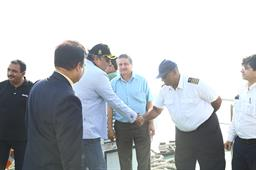 Minister Ali Zaidi Visited PQA - 5
