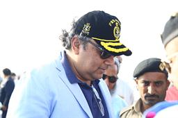 Minister Ali Zaidi Visited PQA - 7