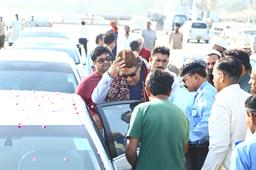 Minister Ali Zaidi Visited PQA - 8