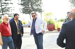 Minister Ali Zaidi Visited PQA - 10