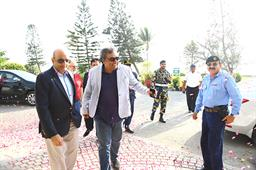 Minister Ali Zaidi Visited PQA - 11