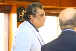 Minister Ali Zaidi Visited PQA - 12