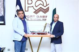 Minister Ali Zaidi Visited PQA - 19