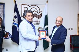 Minister Ali Zaidi Visited PQA - 20