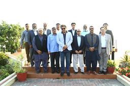 Minister Ali Zaidi Visited PQA - 24