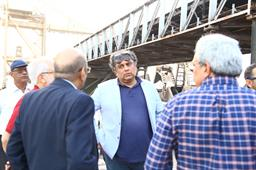 Minister Ali Zaidi Visited PQA - 32