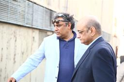 Minister Ali Zaidi Visited PQA - 33