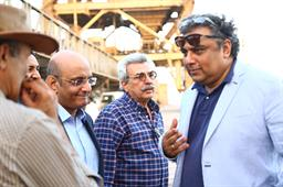Minister Ali Zaidi Visited PQA - 34