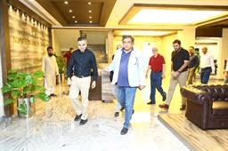 Minister Ali Zaidi Visited PQA - 35